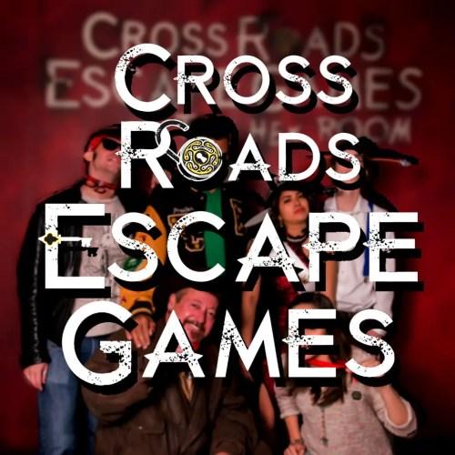 Cross Roads Escape Games, Immersive Horror, Orange County, CA