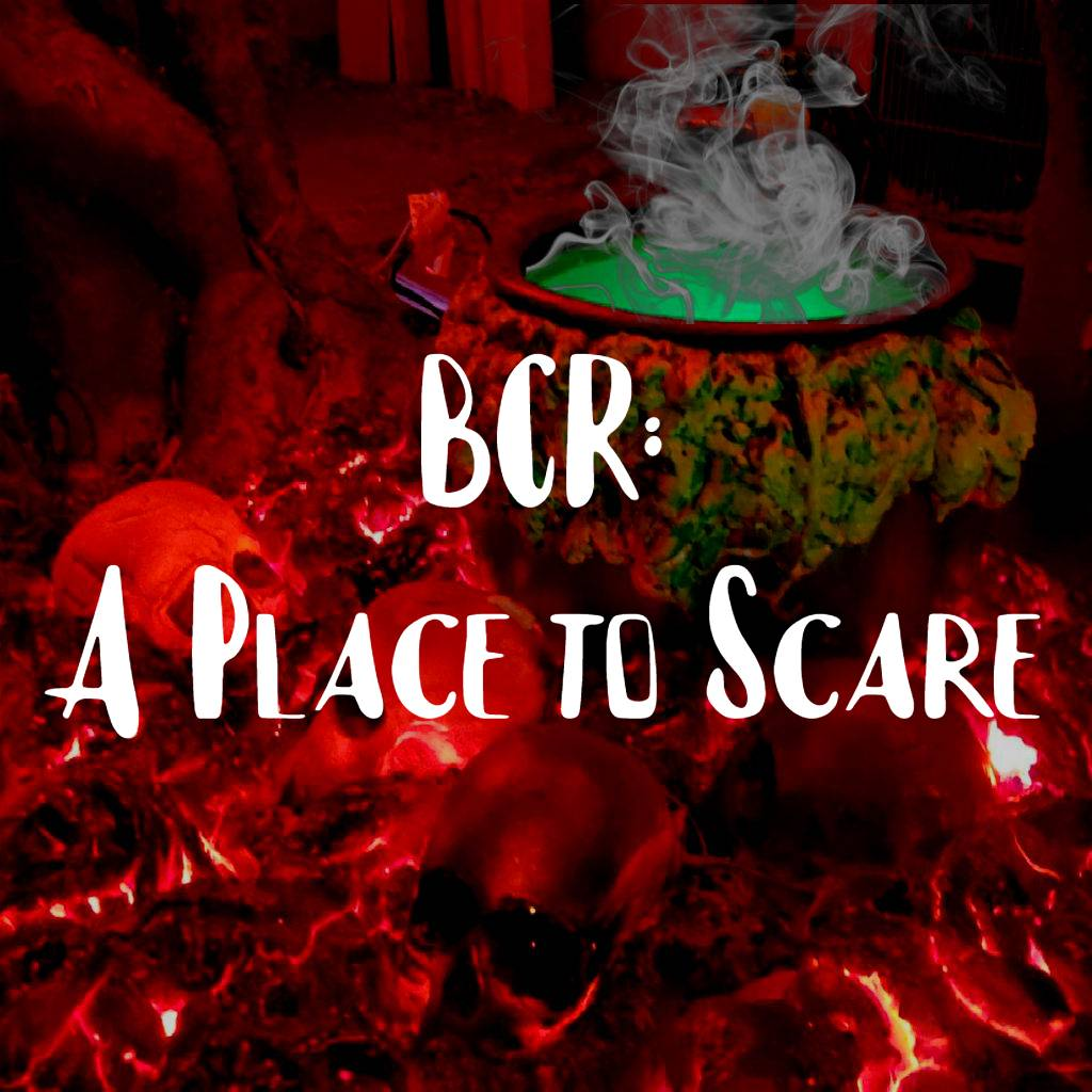 BCR: A Place to Scare - Burbank Halloween Community Haunted House Haunt