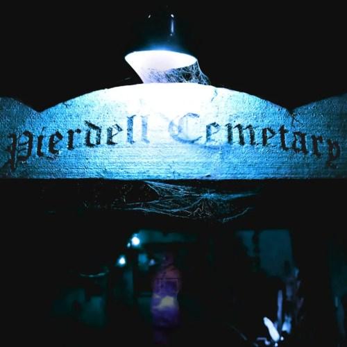 Pierdell Cemetery - Yard Display Halloween Haunt