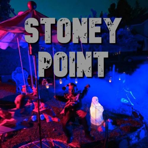 Stoney Point - House - Yard Display Halloween Haunt