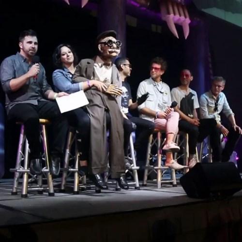 ScareLA, Suspense to Screams Panel, Convention
