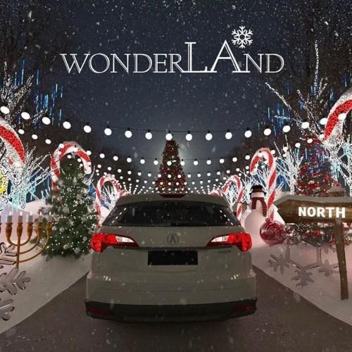 Experiential Supply Co - WonderLAnd, Installation, Immersive Theater, Los Angeles, Woodland Hills, CA