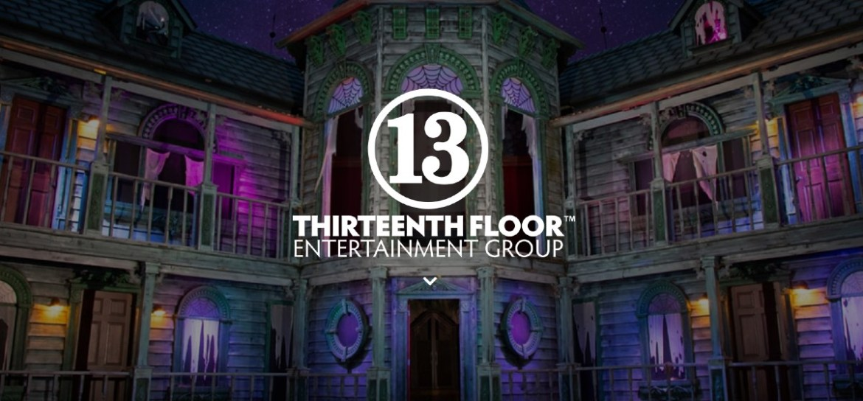 Thirteenth Floor Entertainment Group Logo