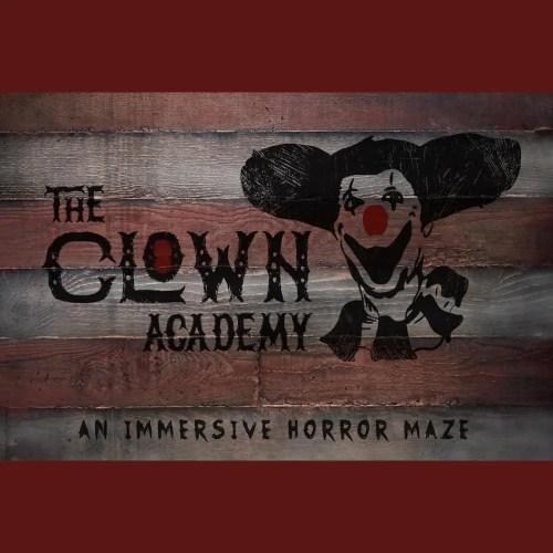Intruder Escape - The Clown Academy - Immersive Horror - Los Angeles - CA