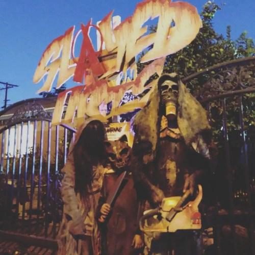 Slayed on Oris Home Haunt - Compton, CA