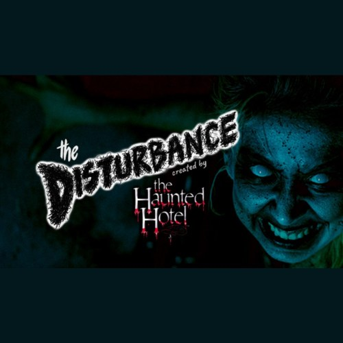 The Haunted Hotel - Disturbance - Haunted House - San Diego - Mission valley - CA