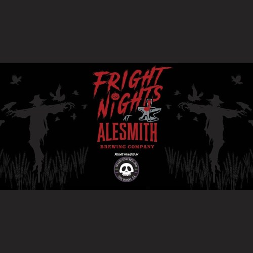 Fright Nights at Alesmith Brewing Co - Haunted House - ScareVentures - San Diego - CA