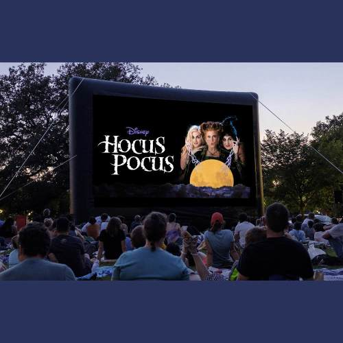 Heritage Museum of Orange County - Hocus Pocus Movie In The Park - Family Friendly Events