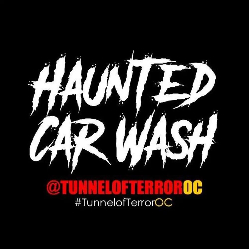 Tunnel of Terror OC - Haunted Car Wash 2021 - Haunted House - Orange County - OC - CA