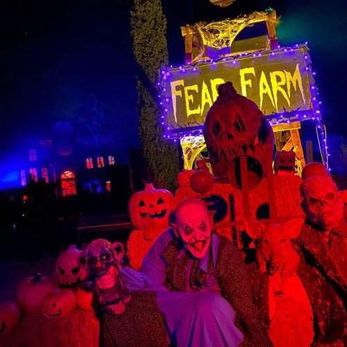 Fear Farm Phelan Haunted Screampark - Fear Farm Haunted Scream Park - Fear Farm Phelan - Haunted House - Phelan - CA