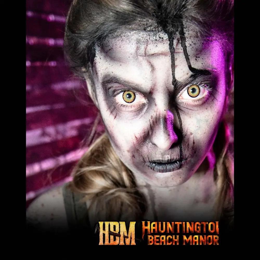 HAUNTington Beach Manor - Sanitarium - Haunted House - Westminster CA