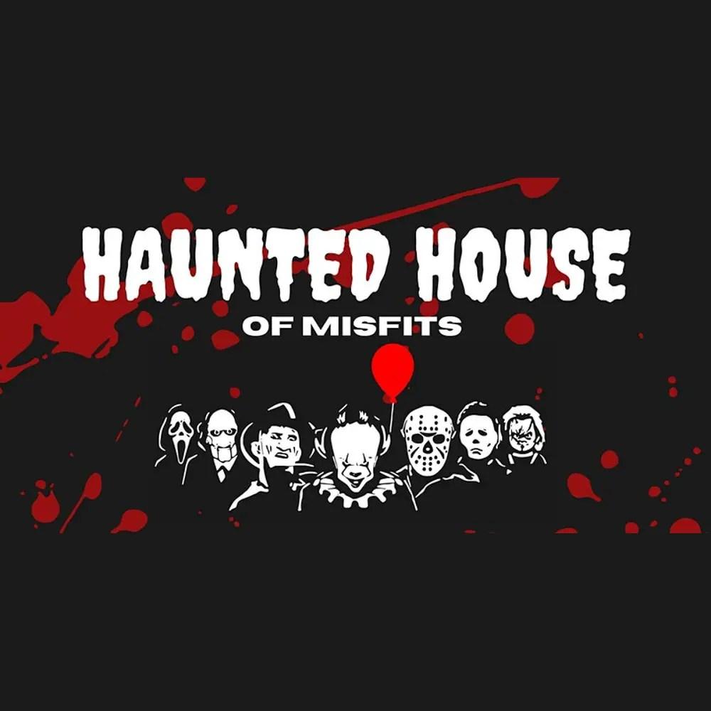 Haunted House of Misfits - Haunted House - Redondo Beach - South Bay Galleria - CA