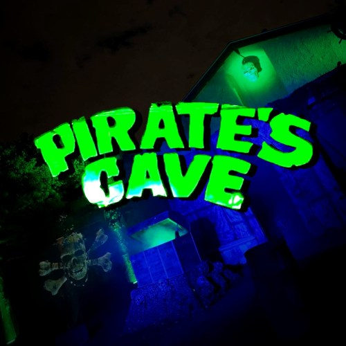 Pirate's Cave Haunt - Pirates Cave Haunted House - Immersive Halloween experience