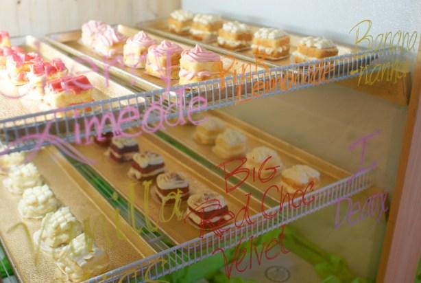 Tea Bayou's bakery case - Photo: Courtesy of Tea Bayou