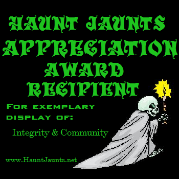 HJ Appreciation Award