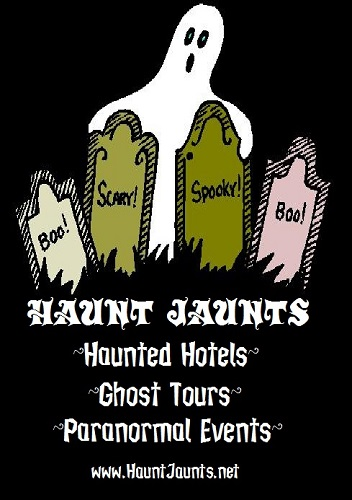 HJ Ghost Tours and Haunted Hotels