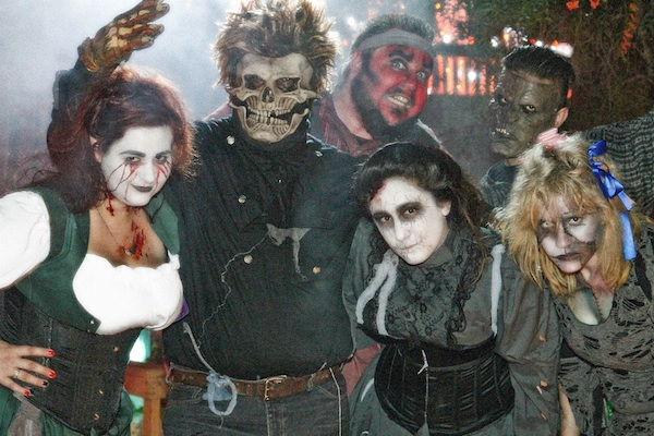 Haunt at Heritage Hill