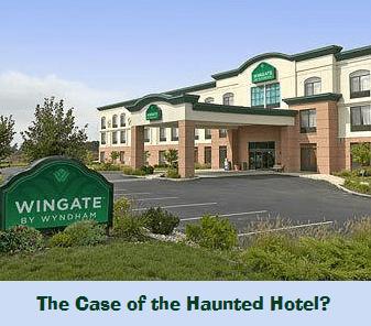 Haunted Wingate