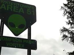 Watertown's Area 51 - Photo from NBCNews.com