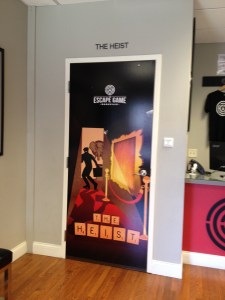 The Heist Escape Room
