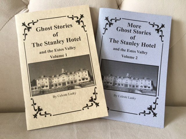 Stanley ghost books