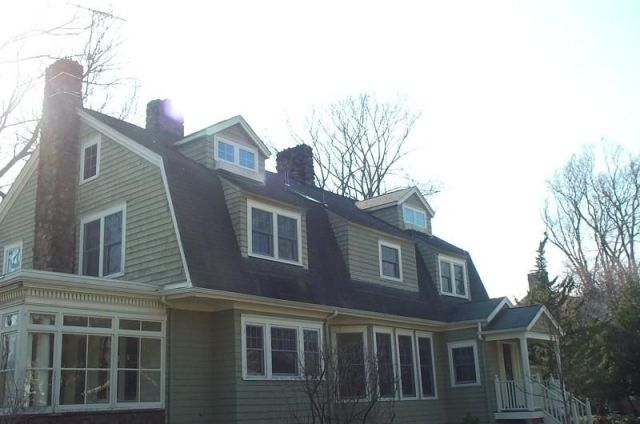 "Side of the Westfield, NJ ""Watcher"" House - Photo: Realtor.com"