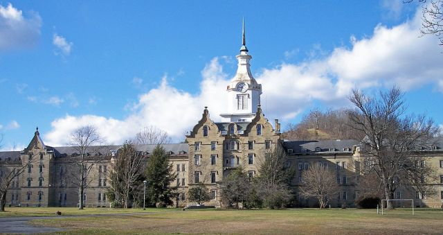 Transallegheny lunatic Hospital - Photo: Tim Kiser (w:user:Malepheasant)