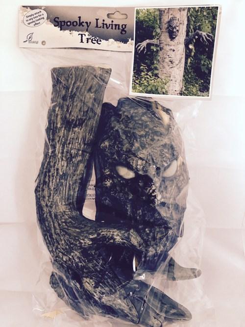 Spooky Living Tree prize
