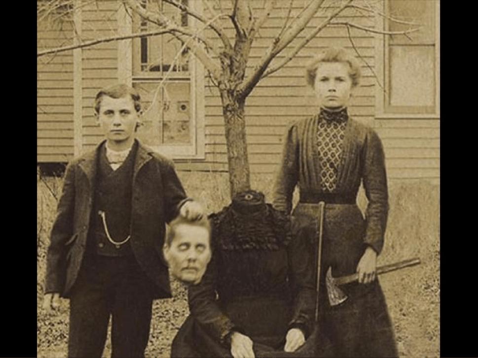 Vintage Attic Babies