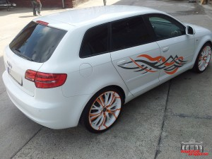 Audi A3 -2