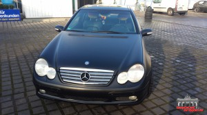 Mercesdes cl203