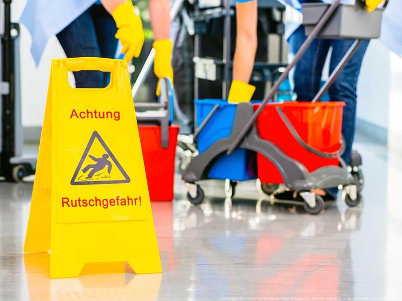Zuverlässige Reinigungsdienste in Hamburg
