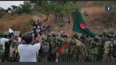 Photo of An gano Dazuka 5 da 'yan ta'adda ke amfani da su wajan aikata laifuka a Najeriya