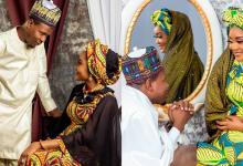 """Photo of Kalli Zafaffan Hotunan Darakta Sheikh Isah alolo Da Amaryarsa """"Pree-wedding"""""""