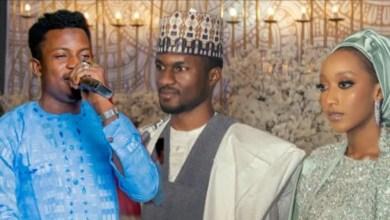 Chashewar Hamisu Breaker Wajen Dinner Yusuf Buhari Da Zahra Bayero