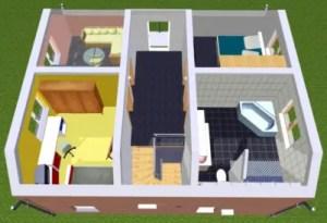 hausbau isorast dachgeschoss