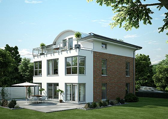 Stadtvilla von OKAL Haus