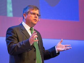 Setzt auf nachhaltiges Bauen: Thomas Sapper, Vorstandsvorsitzender der Deutschen Ferighaus Holding.