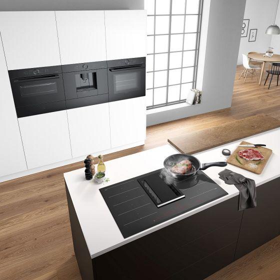 Induktionskochfelder in der modernen Küche