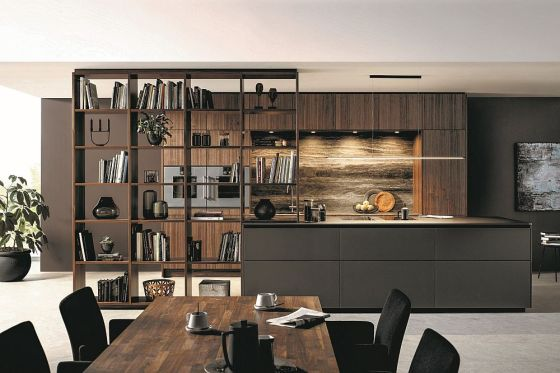 Küche im Neubau