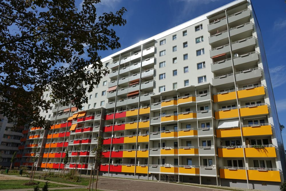Wohnungsbaugenossenschaften