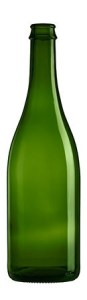 Champagne Green Cider
