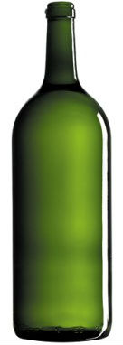 Bordeaux Magnum Champagne Green