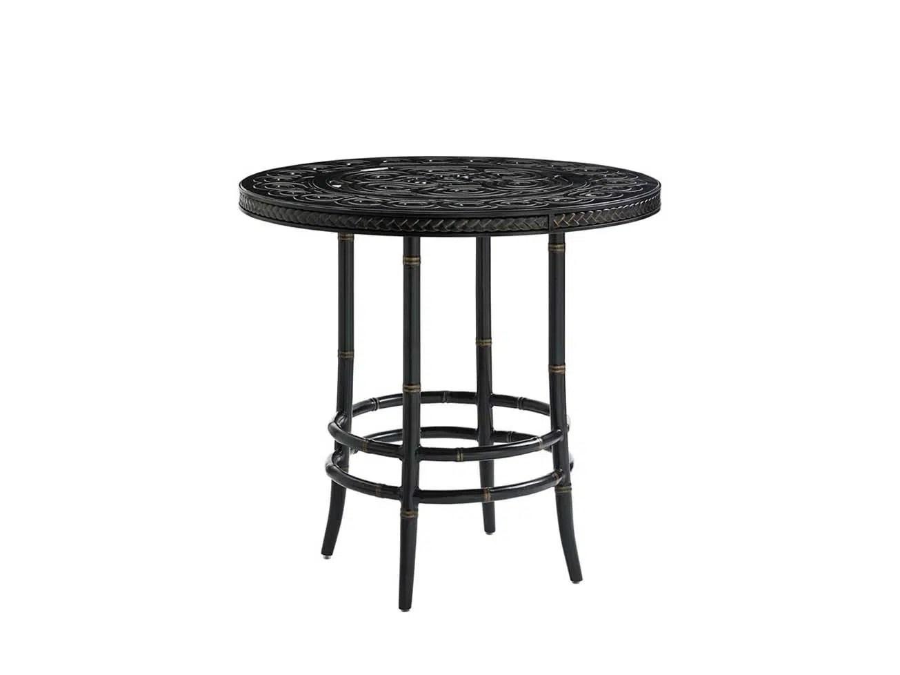 Marimba High Low Bistro Table Base