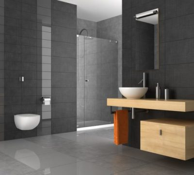 badezimmer fliesen in grau » möglichkeiten und preisspannen