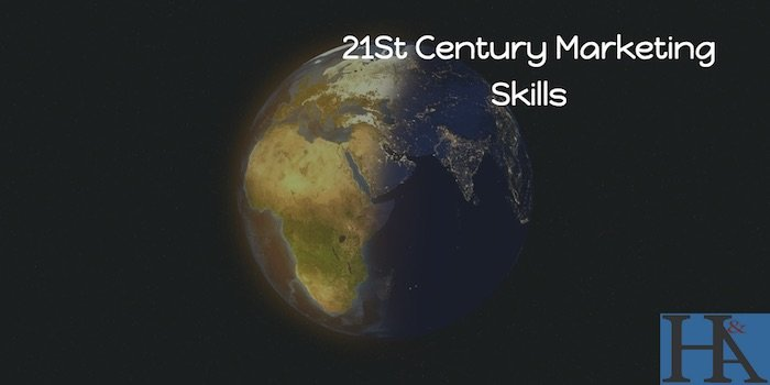 digital marketing skills for the 21st century