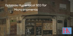 hyperlocal SEO