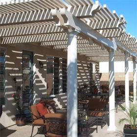 patio cover types l j hausner