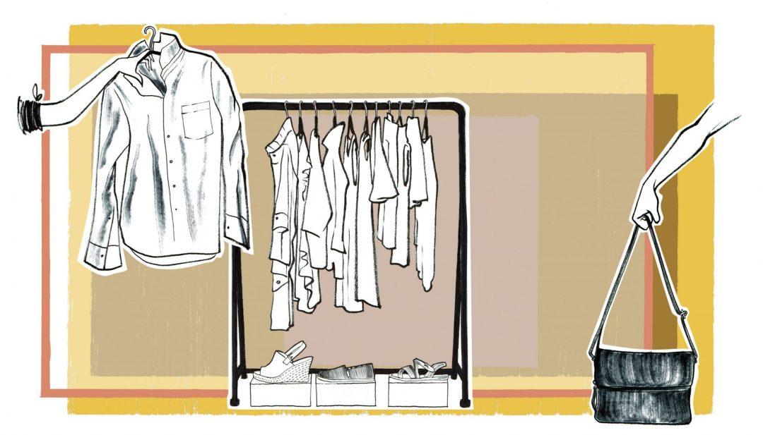 Clothes illustration