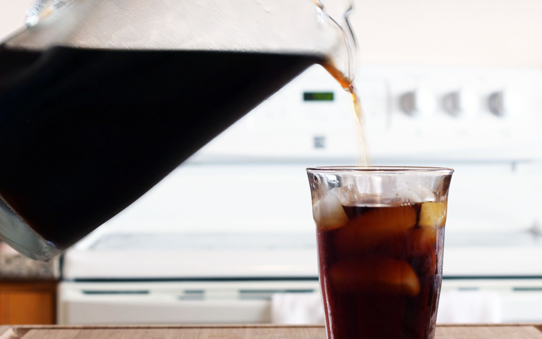 How to Make the Perfect Cold Brew Coffee